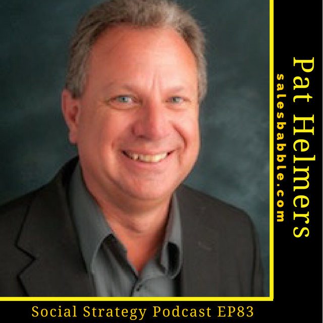 Sales Babble with Pat Helmers